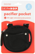 Skip Hop Pacifier Pocket Black