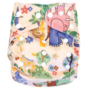 Babyco Safari Re-usable Cloth Nappy