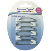 Tommee Tippee Slide Lock Nappy Pins