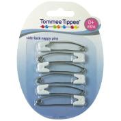 Tommee Tippee Slide Lock Nappy Pins