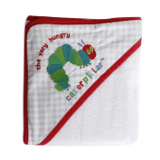 The Very Hungry Caterpillar Hooded Towel