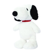 Official Peanuts Snoopy Dog Super Soft Plush Toy 19cm
