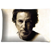 """16x24 16""""x24"""" 40x60cm Body pillow covers case Polyester and Cotton lightweight attractive Bruce Springsteen & the E Street Band"""