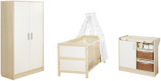 Pinolino Florian Nursery Furniture Set