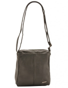Milano Double Handle Pleat Tote, Brown