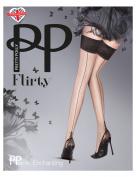 Pretty Polly Pretty Polly Flirty Enchanting Backseam Hold Ups