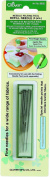 Clover 73883 Felting Needle Tool Refill Fine Weight-5-Pkg