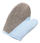 Cute Thicken Bath Accessory Foam Glove Bath Towel-Blue