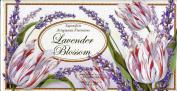 Saponificio Artigianale Fiorentino Lavender Blossom Bath Soap Set of Three 130ml