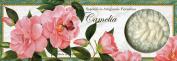 Saponificio Artigianale Fiorentino Camelia Camellia Bath Soap, 3 x 130ml