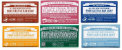 Dr. Bronner's Ultimate 6 Piece Bar Soap Variety Set