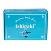 Ishigaki Premium White Glutathione Whitening Soap w/ Glutathione, Arbutin, Collagen, Virgin Coconut Oil - Non- Drying