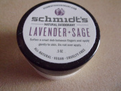 Schmidt's Natural Deodorant Lavender+Sage