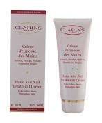 Crema Clarins Parar Manos Y Uñas - Hidrata Las Manos Y Fortalece Las Uñas