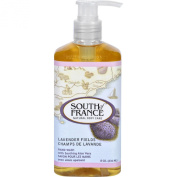 South of France Hand Wash with Soothing Aloe Vera(Pack of 2) - Lavender Fields - 240ml - Natural Body Care