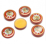 Yosoo 6pieces/lot Tiger Head Essential Balm Oil Refreshing Relief Headache Oil Essential Oil Mosquito Elimination Mint Flavour
