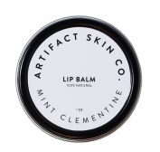 Artefact Skin Co. - All Natural Mint Clementine Lip Balm
