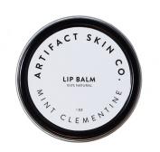 Artefact Skin Co. - All Natural Mint Clementine Lip Balm