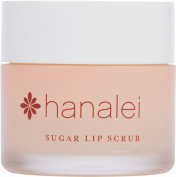 Sugar Lip Scrub by Hanalei Beauty Company (Cruelty-free) Net Weight 22g
