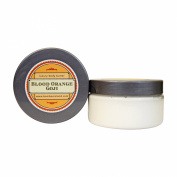 Bamboo Island Natural Organic Luxury Body Butter, Blood Orange Goji, 240ml