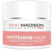 Crema Para Aclarar La Piel De La Cara Y El Cuerpo - Tratamiento - 4.2 Onzas