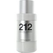 212 by Carolina Herrera BODY LOTION 200ml for WOMEN ---