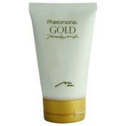 PHEROMONE by Marilyn Miglin GOLD BODY LOTION 120ml for WOMEN ---