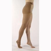 Sigvaris Select Comfort 862WLLO66-L 20-30 mmHg Open Toe Left Waist Attachment, Large, Long - Crispa by Sigvaris