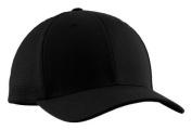 Port Authority Flexfit - Mesh Back Cap_L/XL Black/Black C812 by Port Authority