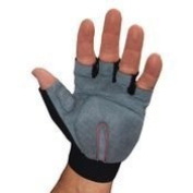 IMPACTO Carpal Tunnel Gloves - Leather, L, MCP Circum