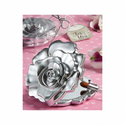 Realistic Rose Design Mirror Compacts, 40 by FashionCraft