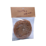 Tarika Natural Vetivert Loofah Body Scrubber