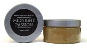 Bamboo Island Exfoliating Turbinado Raw Sugar Body Scrub, Midnight Passion, 240ml