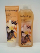 Bodycology Toasted Sugar Moisturising Body Cream & Body Wash Bundle