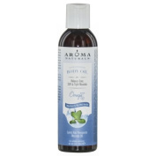 MENTHOL & ICY HOT HERBS AROMATHERAPY by SPORTS RUB THERAPEUTIC MASSAGE OIL 180ml for UNISEX ---