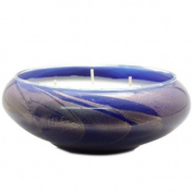 Northern Lights Candles Esque Polished Bowl, 20cm , Cobalt by Northern Lights Candles
