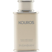 KOUROS by Yves Saint Laurent AFTERSHAVE 100ml for MEN ---