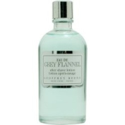 EAU DE GREY FLANNEL by Geoffrey Beene AFTERSHAVE LOTION 120ml (UNBOXED) for MEN ---
