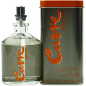 CURVE SPORT by Liz Claiborne COLOGNE SPRAY 120ml for MEN ---