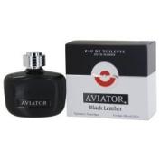 AVIATOR BLACK LEATHER by EAU DE PARFUM SPRAY 100ml for MEN ---