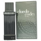 CLUEDO CODE by EDT SPRAY 100ml for MEN ---