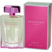 KENNETH COLE REACTION by Kenneth Cole EAU DE PARFUM SPRAY 100ml (NEW PACKAGING) for WOMEN ---