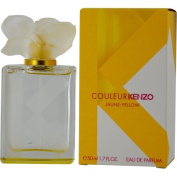KENZO COULEUR KENZO JAUNE-YELLOW by Kenzo EAU DE PARFUM SPRAY 50ml for WOMEN ---