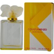 KENZO COULEUR KENZO JAUNE-YELLOW by Kenzo EAU DE PARFUM SPRAY 50ml for WOMEN ---