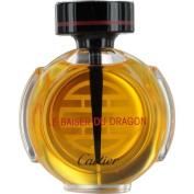LE BAISER DU DRAGON by Cartier EAU DE PARFUM SPRAY 100ml (UNBOXED) for WOMEN ---