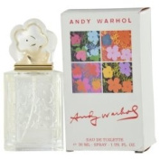 ANDY WARHOL by Andy Warhol EDT SPRAY 30ml for WOMEN ---