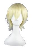Short Anime Harajuku Synthetic Wigs Halloween Wig