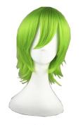 Short Heat Resistant Cosplay Wigs Halloween Wigs