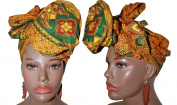 Crown Jewel African Headwrap