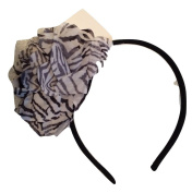 Zebra Black Headbands